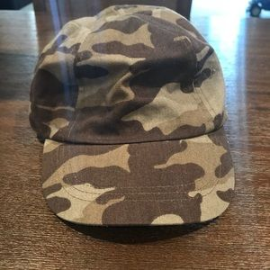 Other - Toddler camouflage hat
